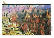 Grand Canyon Symphony - Modern Art Carry-all Pouch