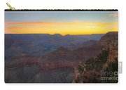 Grand Canyon Twilght Carry-all Pouch