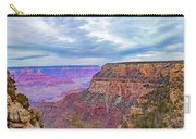 Grand Canyon Village Panorama Carry-all Pouch