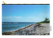 Grand Cayman Island Caribbean Sea 2 Carry-all Pouch