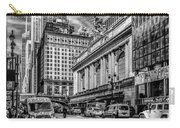 Grand Central At 42nd St - Mono Carry-all Pouch
