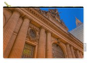 Grand Central Terminal - Chrysler Building Carry-all Pouch