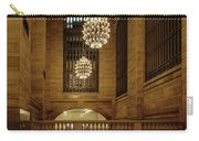 Grand Central Terminal Light Reflections Carry-all Pouch