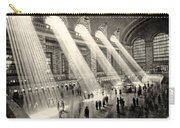 Grand Central Terminal, New York In The Thirties Carry-all Pouch