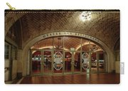 Grand Central Terminal Oyster Bar Carry-all Pouch