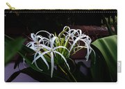 Grand Crinum Lily Carry-all Pouch
