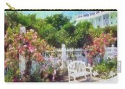 Grand Hotel Gardens Mackinac Island Michigan Carry-all Pouch