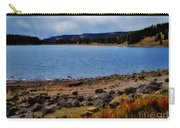 Grand Mesa Lake Carry-all Pouch