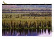 Grand Mountain Reflections Carry-all Pouch