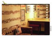 Grand Ole Opry House Backstage Dressing Room #5 In Nashville, Tennessee. Carry-all Pouch