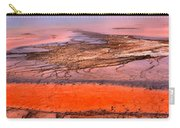Grand Prismatic Algae Mat Panorama Carry-all Pouch