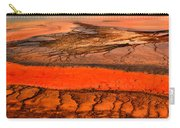 Grand Prismatic Bacterial Mat Panorama Carry-all Pouch