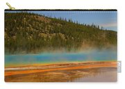 Grand Prismatic Pool Carry-all Pouch