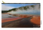 Grand Prismatic Spring Colors Carry-all Pouch