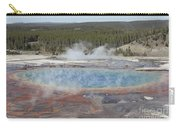 Grand Prismatic Spring, Midway Geyser Carry-all Pouch
