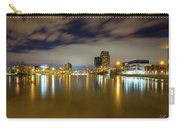 Grand Rapids At Night Carry-all Pouch