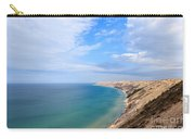 Grand Sable Dunes Overlook In Grand Marais Michigan Carry-all Pouch