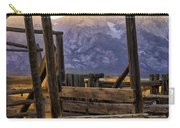 Grand Teton Framed Carry-all Pouch