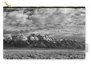 Grand Teton Majesty Carry-all Pouch by Sandra Bronstein