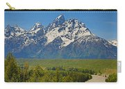 Grand Teton National Park And Snake River Carry-all Pouch