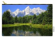 Grand Tetons 2 Horizontal Carry-all Pouch