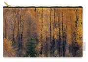 Grand Tetons Fall Carry-all Pouch