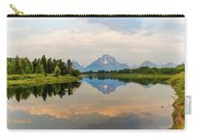 Grand Teton's Reflection Carry-all Pouch