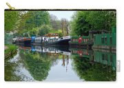 Grand Union Canal Cowley West London Carry-all Pouch