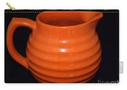 Grandmas Orange Juice Pitcher Carry-all Pouch