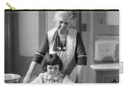 Grandmother And Granddaughter Baking Carry-all Pouch