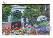 Grandmother's Garden Flowers Carry-all Pouch