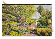 Grandmother's Garden Carry-all Pouch
