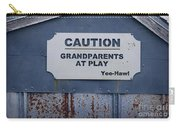 Grandparents At Play Carry-all Pouch