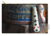 Old Fishing Lure Carry-all Pouch