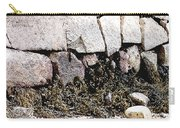 Granite And Seaweed Carry-all Pouch