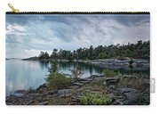 Granite Islands Carry-all Pouch