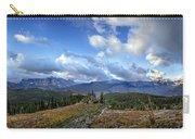 Granite Park - Glacier National Park Carry-all Pouch