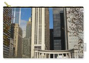 Grant Park Chicago Carry-all Pouch