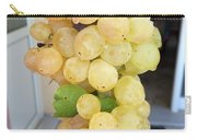 Grape From Chios Mountains In Greece Carry-all Pouch