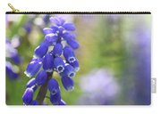 Grape Hyacinth II Carry-all Pouch