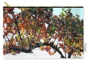 Grape Vine In Autumn Carry-all Pouch