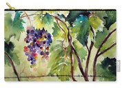 Grape Vines At Otter Creek Carry-all Pouch