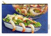 Grapefruit And Shrimp Salad Carry-all Pouch