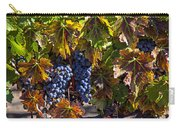 Grapes Of The Napa Valley Carry-all Pouch
