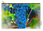 Grapes Of The Vine Carry-all Pouch