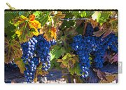 Grapes Ready For Harvest Carry-all Pouch