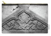 Grapevine Carving Carry-all Pouch