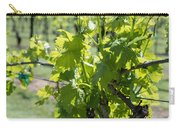 Grapevine In Early Spring Carry-all Pouch