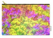 Graphic Rainbow Colorful Garden Carry-all Pouch
