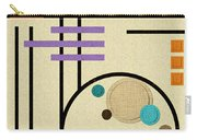 Graphics In The Sand Carry-all Pouch